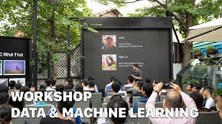 Workshop Data & Machine Learning - Làm sao để bắt đầu?