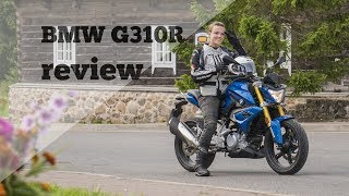 The little brother from the BMW motorrad family: BMW G310R