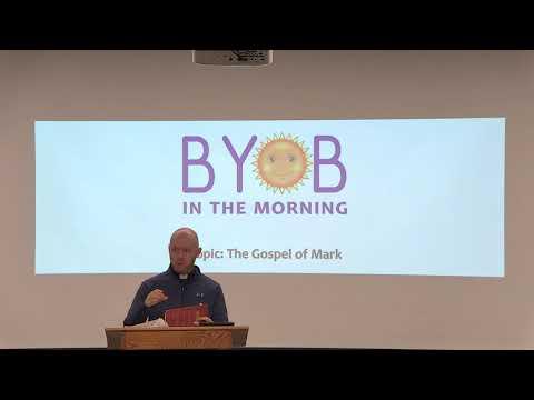 Gospel of Mark - Episode 7