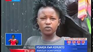 Baada ya miaka mingi ya kuugua Gigantomasia Joyce Kemunto apokea uhisani