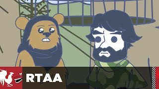 An Ewok to Remember - Rooster Teeth Animated Adventures