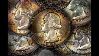 🔴Wednesday's Half Dollar Hunt Live Stream - Quarter Badge Members?