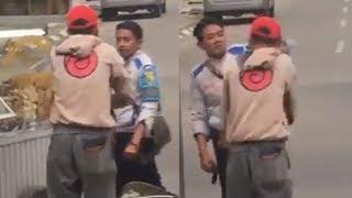 Viral Video Oknum Petugas Dishub Pukul Juru Parkir, Diduga Gara-gara Tak Diberi Uang Jatah Parkir