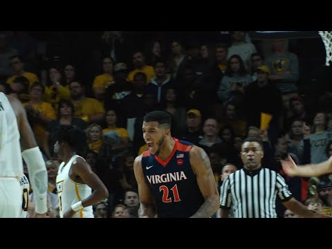MEN'S BASKETBALL - Virginia at VCU Highlights