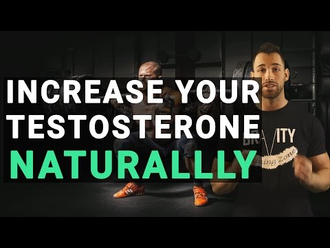 Video How to Increase Testosterone Naturally ➟ TRUE METHODS | Low Testosterone Levels treatment Men Foods