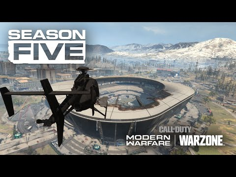 Call of Duty®: Modern Warfare® & Warzone – Official Season Five Trailer