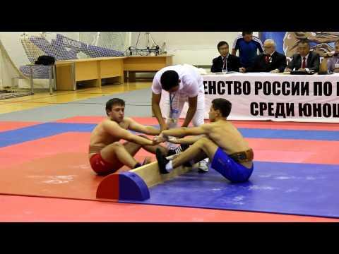 Алим Гаунов (КБР) vs Игорь Фролкин (Моск.обл)