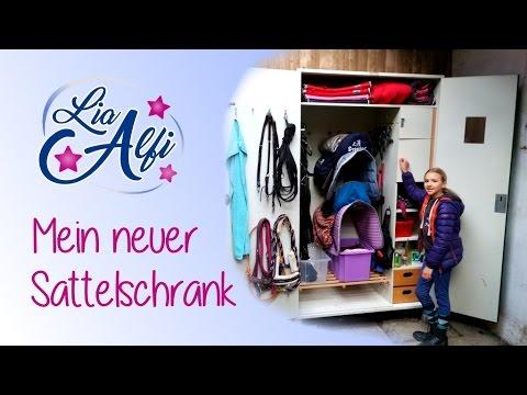 Lia & Alfi - Mein neuer Sattelschrank