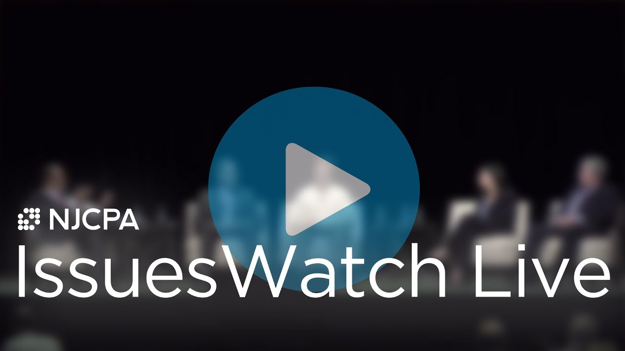 NJ Business and Economic Roundtable | IssuesWatch LIVE | June 14, 2019