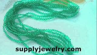 wholesale acrylic rhinestone beads jewelry supplies Supplyjewelry.com