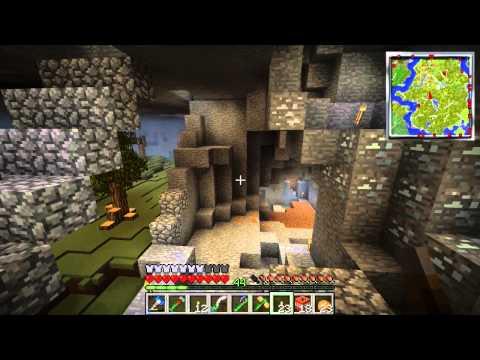Minecraft Walkthrough Attack Of The B Team Shooting