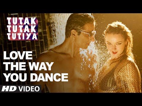 Love The Way You Dance  Prabhudeva