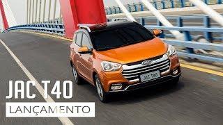 Lançamento - JAC Motors T40