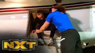 The BroserWeights sneak on Triple H's plane: WWE NXT, Feb. 12, 2020