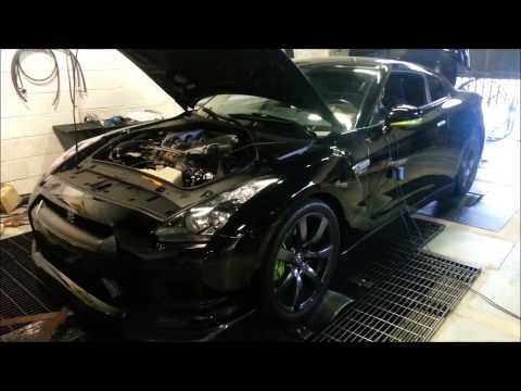 Turbo Mike's 1120 HP Ivey Built GTR Dyno Video