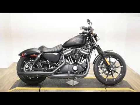 2017 Harley-Davidson Iron 883™ in Wauconda, Illinois