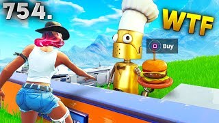 Fortnite Funny WTF Fails and Daily Best Moments Ep.754