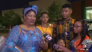 Black Panther premiere sells out Lafayette Theater