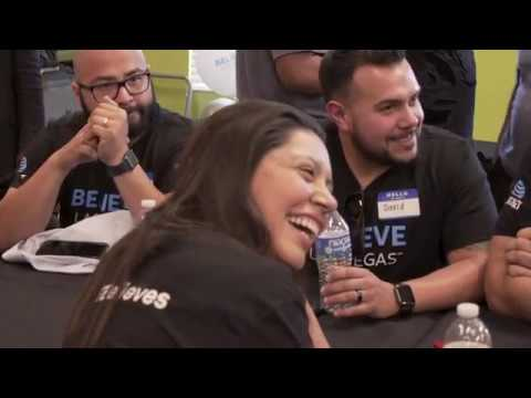 Launches Believe Las Vegas to Promote Youth Success-youtubevideotext
