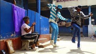 Ebony Konkonsa Police Tribute dance video by YKD