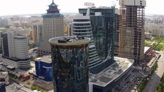 Погоня за 190 Мерсом в Астане. ХАК продакшн, #хакпродакшн, и PMG Astana
