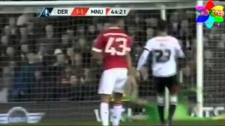 Cuplikan Goal Derby County Vs Manchester United 13 30012016 FA CUP