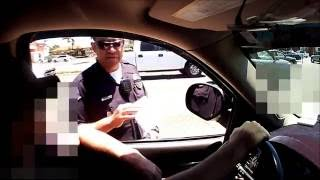 Police Road Rage Caught LIVE on Dash cam