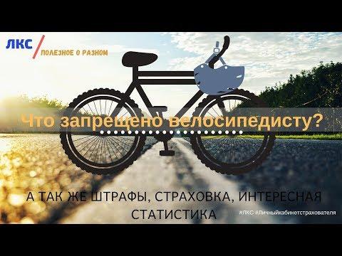 ЛКС Полезное о разном велосипед, страховка, штрафы, падения, неудачи