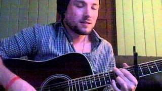 Damien Rice Delicate (cover) by Corey Ward