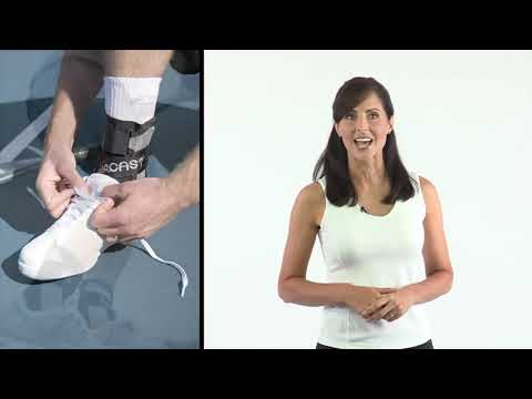 Aircast A60 Ankle Support