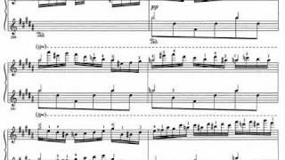[Horowitz] Saint-Saëns: Danse Macabre for Piano (arr.Liszt,Horowitz)