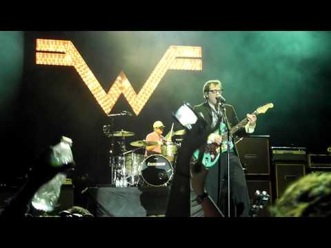 Weezer - Put Me Back Together @ Bunbury Music Festival 07/14/12