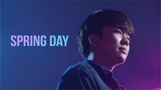 Spring Day (봄날) - BTS   BILLbilly01 ft. Kyutae Oppa Cover
