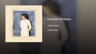 135 TWILA PARIS Fountain Of Grace