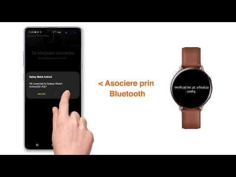 Cum activez serviciul Number Share pe un telefon Samsung Galaxy și un smartwatch compatibil