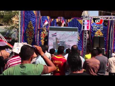 احتفالات قناة السويس الجديدة| «البدوي»: «تنفيذ المشروع يدل علي قدرة المصريين»