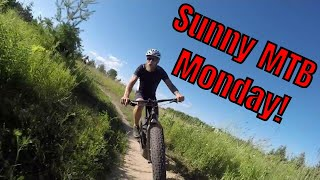Snowkraft MTB Monday From July 16, 2018 - Rear Camera Footage!