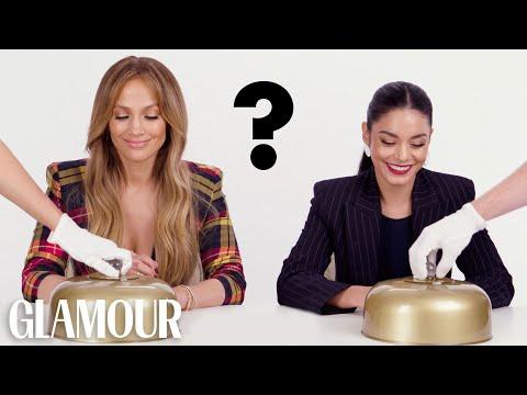 Jennifer Lopez and Vanessa Hudgens Make 7 Decisions   Glamour