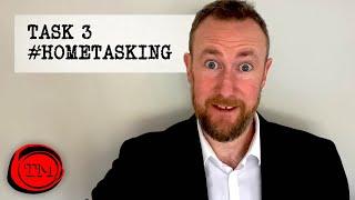 Task 3 | #HomeTasking | #StayHome