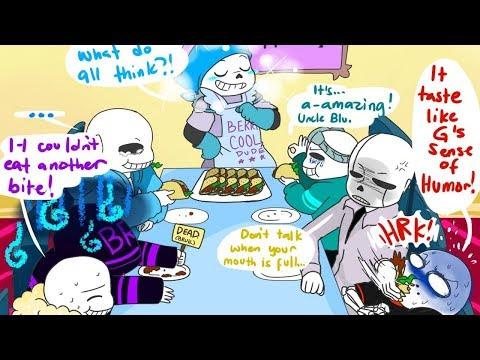【 Undertale Animation Dub Part 27 】Epic Undertale Comic dubs Compilation