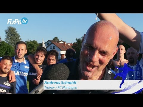 Interview mit Trainer Andreas Schmidt
