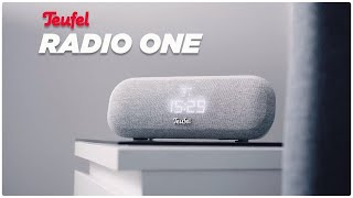 Teufel Radio One   Ein Wecker dreht auf!