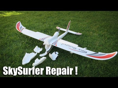 xuav-skysurfer-x8-repair