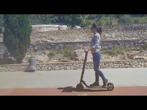 Patinete eléctrico iWatRoad R8 IWat Motion