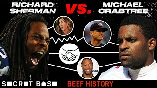 Richard Sherman and Michael Crabtree's beef ran way deeper than we saw in public thumbnail