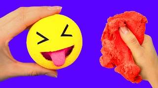 4 DIY Kinetic Sand and Sand Slime Recipes - Video Youtube