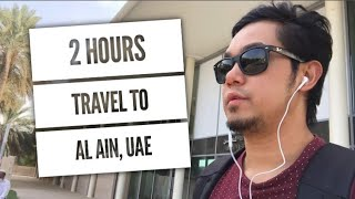 TRIP TO AL AIN   2 Hours Travel by Bus from Al Gubaiba Bus Stn.