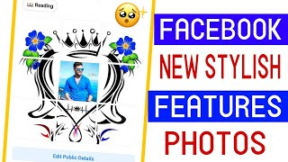 How To Make Facebook Feature Photos 2021 || FB 9 Featured Photos | FB Stylish Feature Photos Account