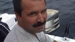Снасть на катрана в черном море