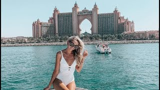 WHAT I DID AND WORE IN DUBAI 💫 Fashion Mumblr